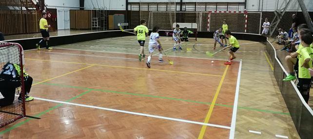 Elévci po turnajích doma a v Uherském Hradišti